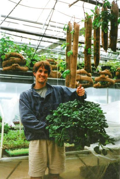 biorope micro garden before after display